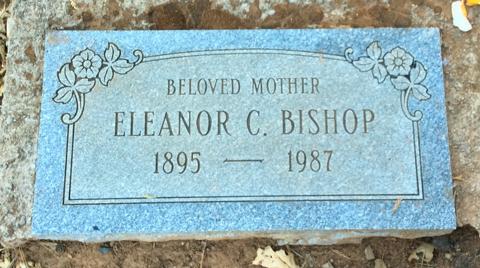 Eleanor Christine <i>Eyler</i> Bishop
