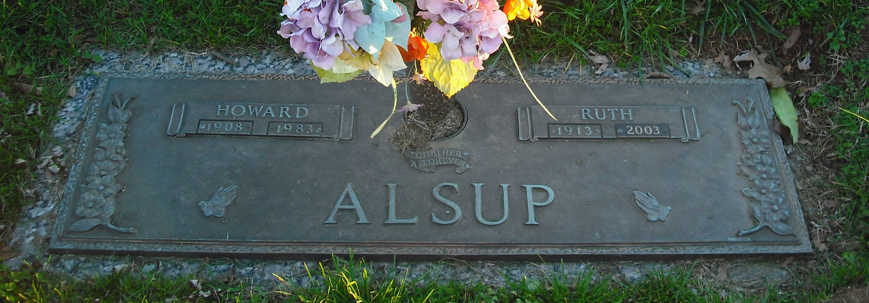 Ruth Boopy <i>Shelton</i> Alsup