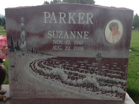 Suzanne <i>Parker</i> Allgaier