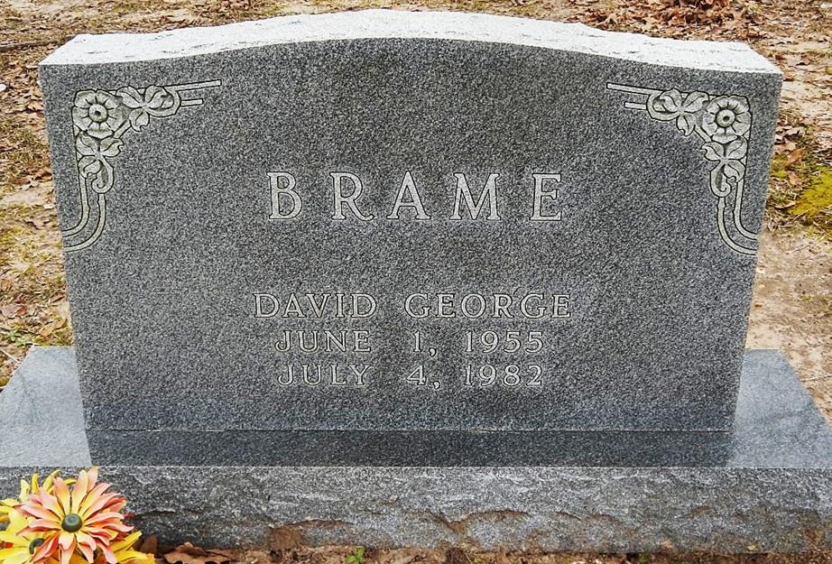 David George Brame