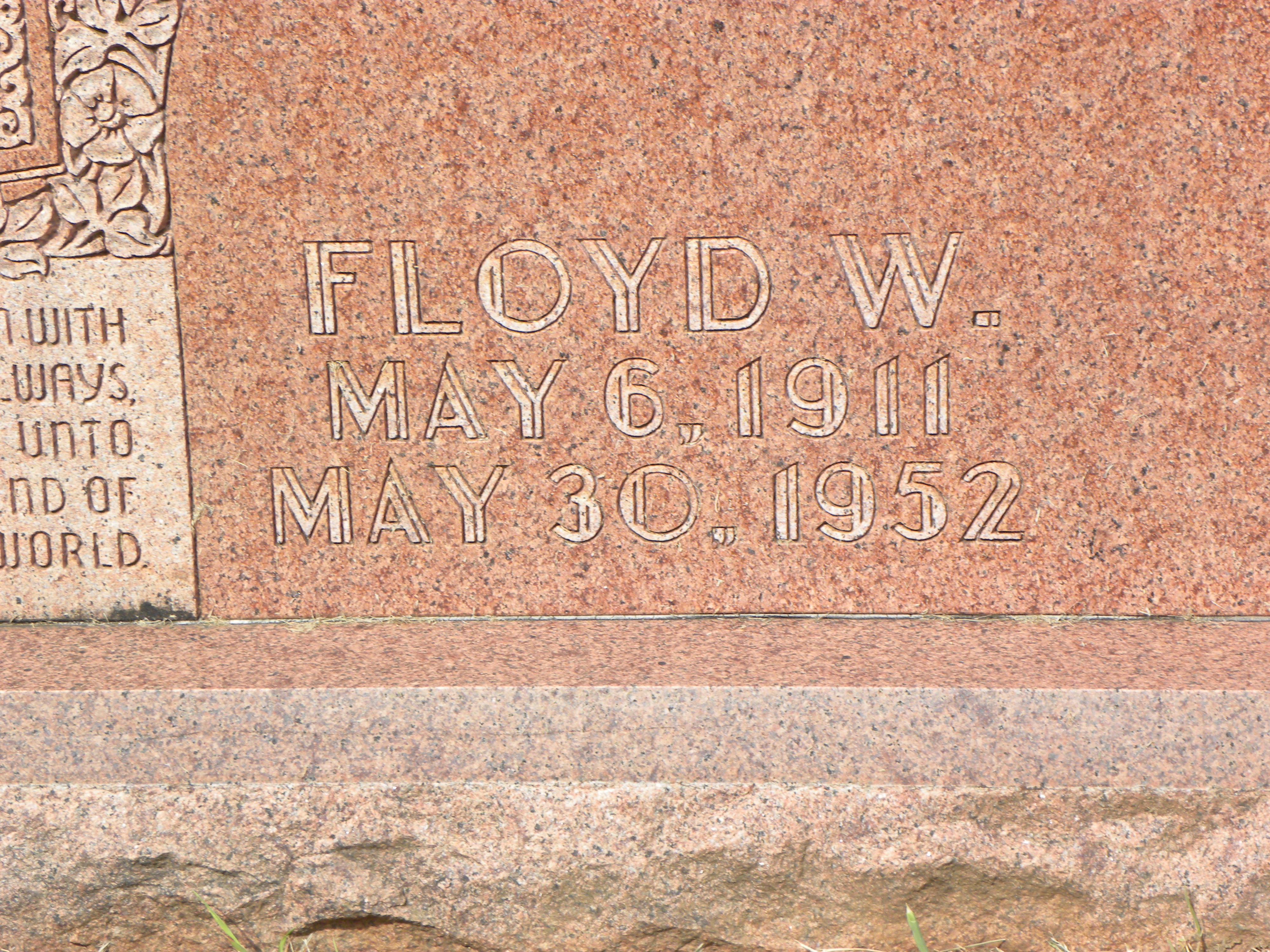 Floyd W. Brown
