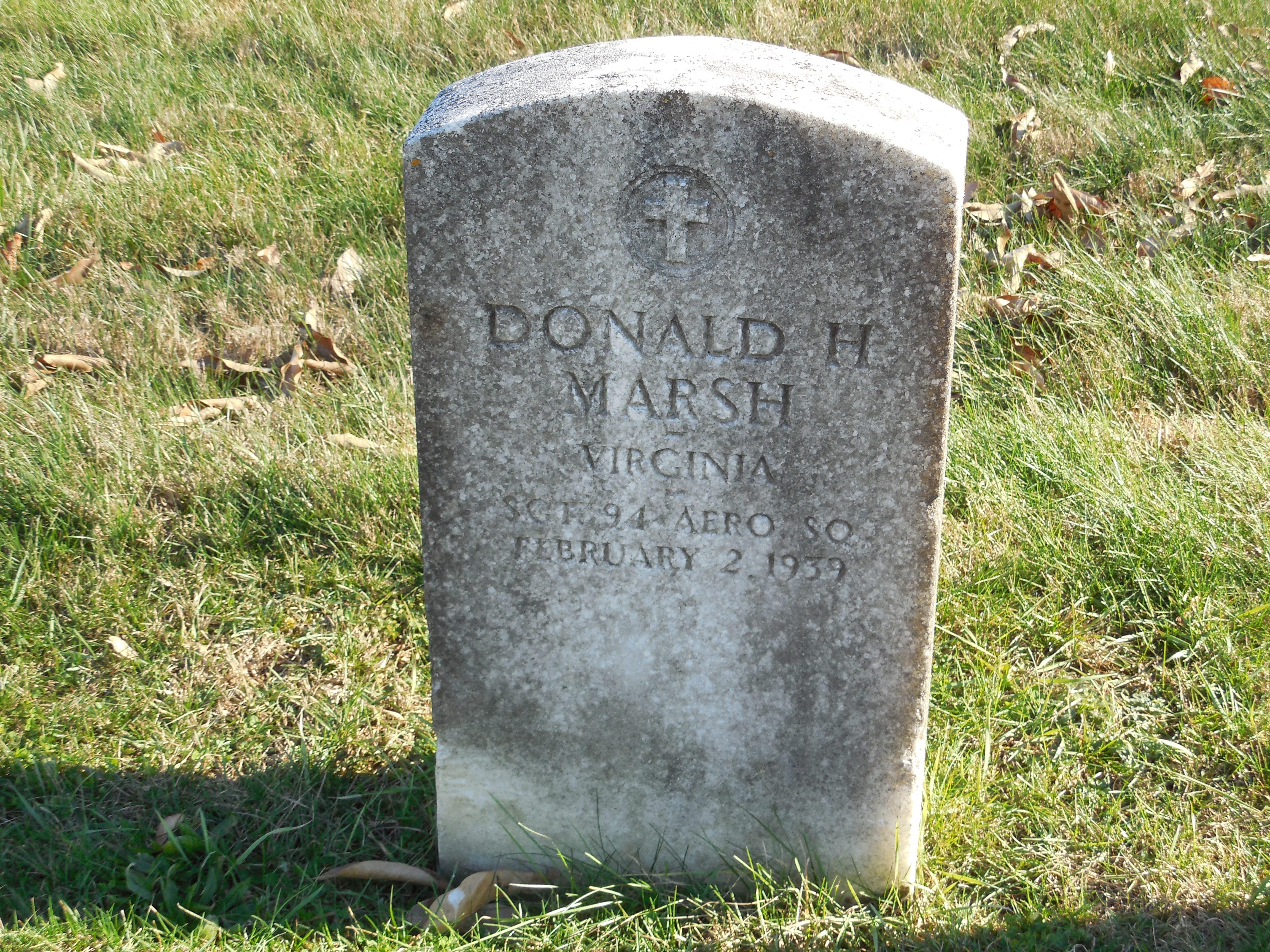 Donald H. Marsh
