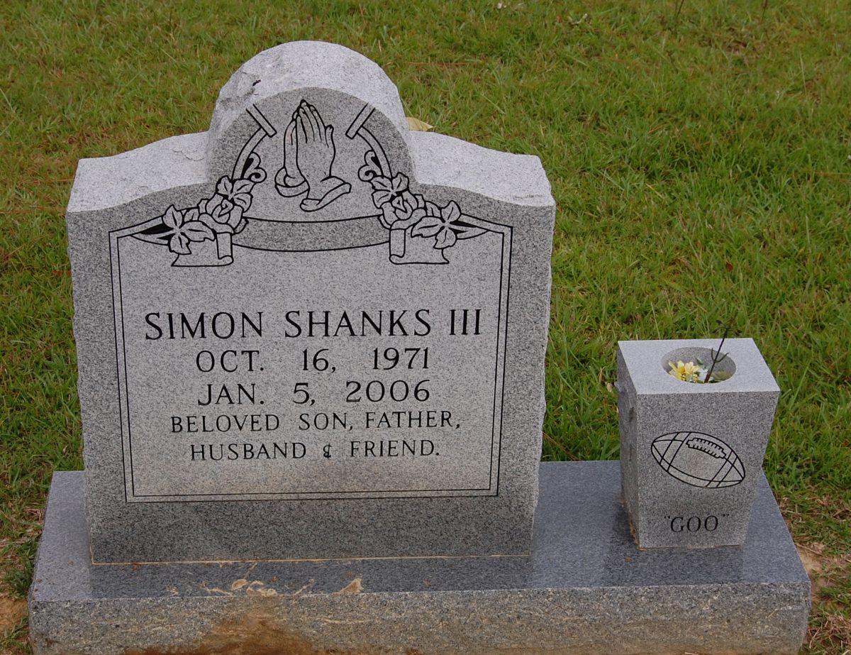Simon Shanks