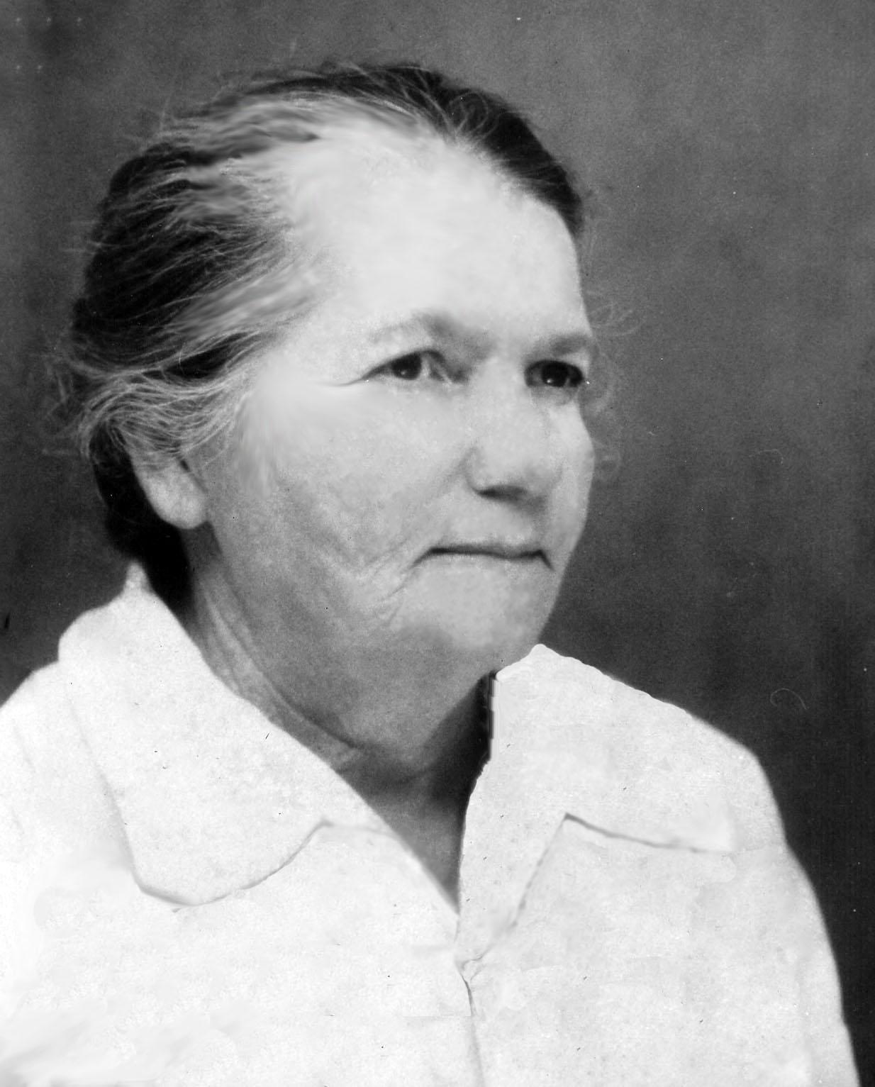 Margaret V <i>Lewis</i> Adams