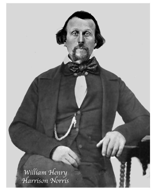 William Henry Harrison Norris