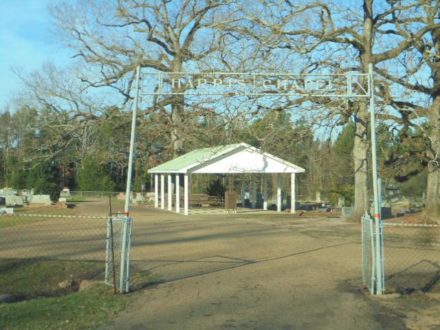 Harris Chapel Cemetery