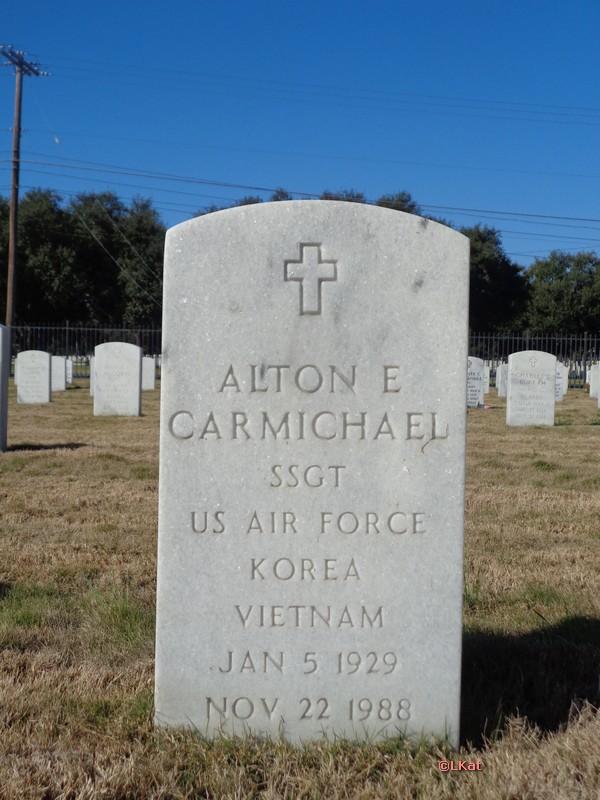 Alton Eugene Carmichael