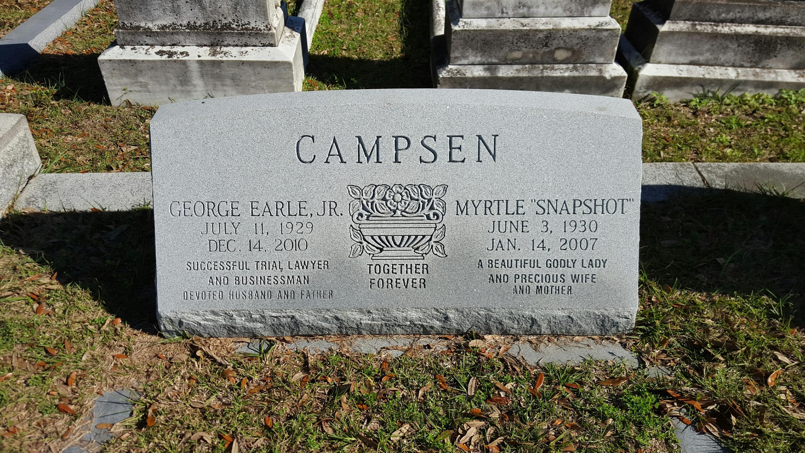 George Earle Campsen, Jr