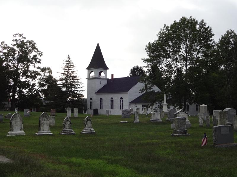 South Hampton Cemetery