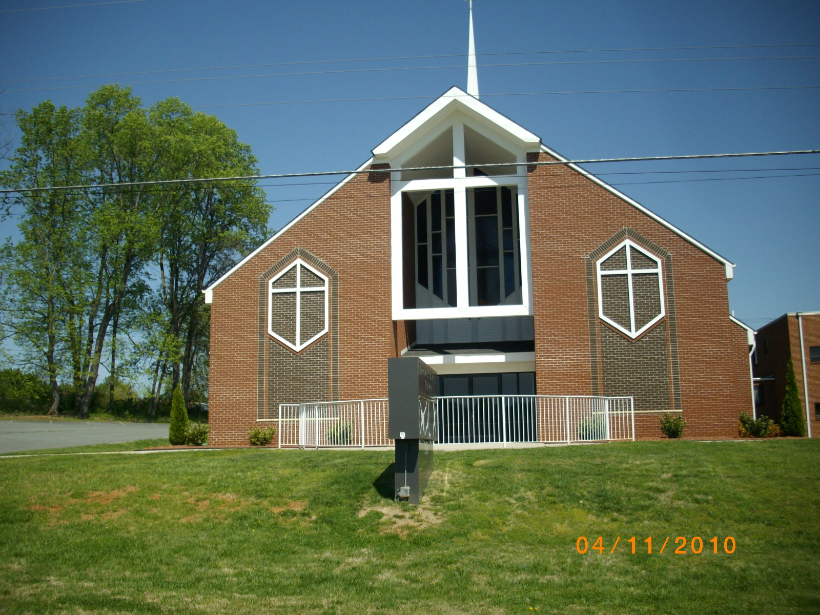 Marshall Baptist Church Cemetery