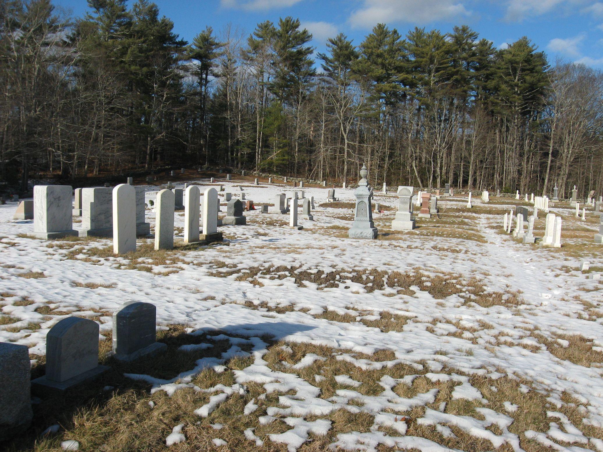 Bristol Mills Cemetery