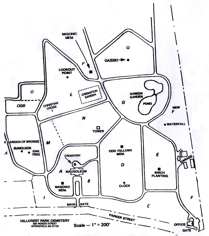 Hillcrest Park Cemetery
