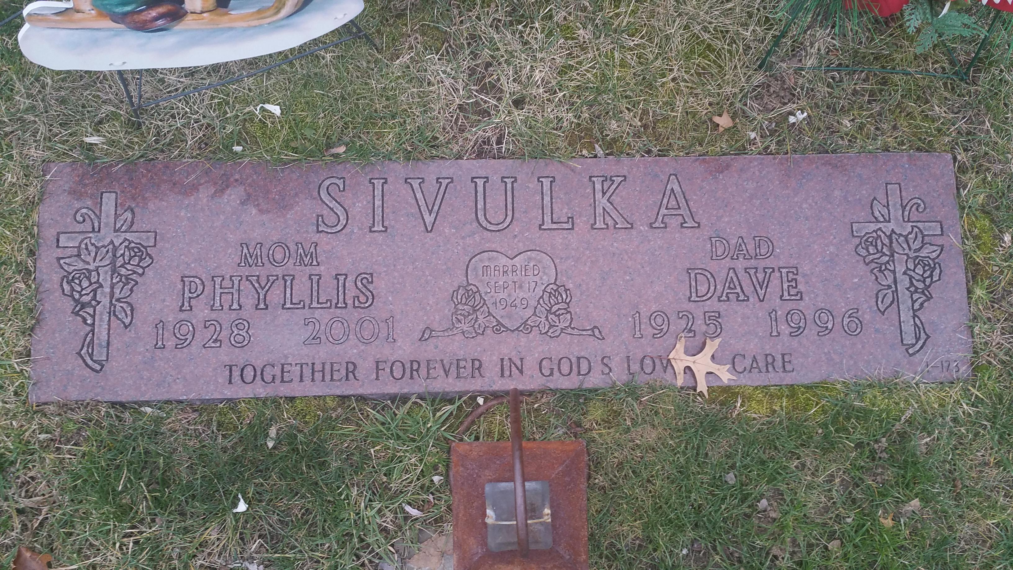 David Earl Sivulka