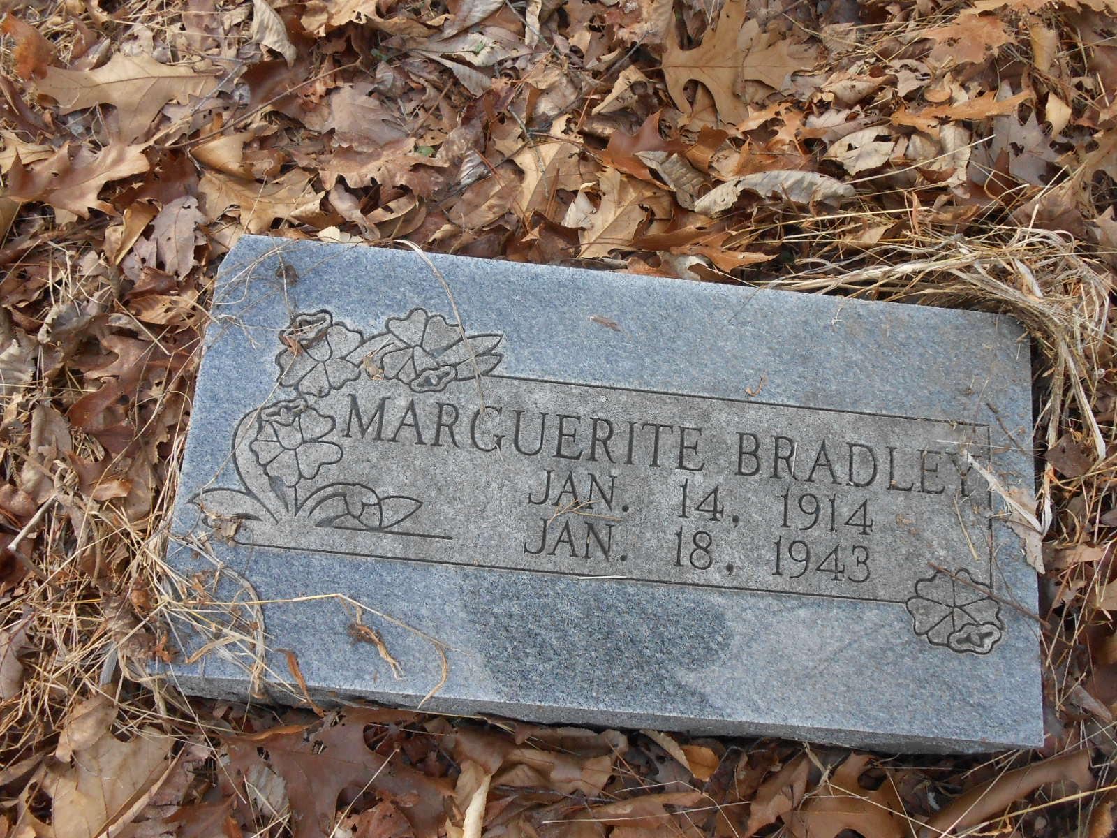 Marquerite Bradley