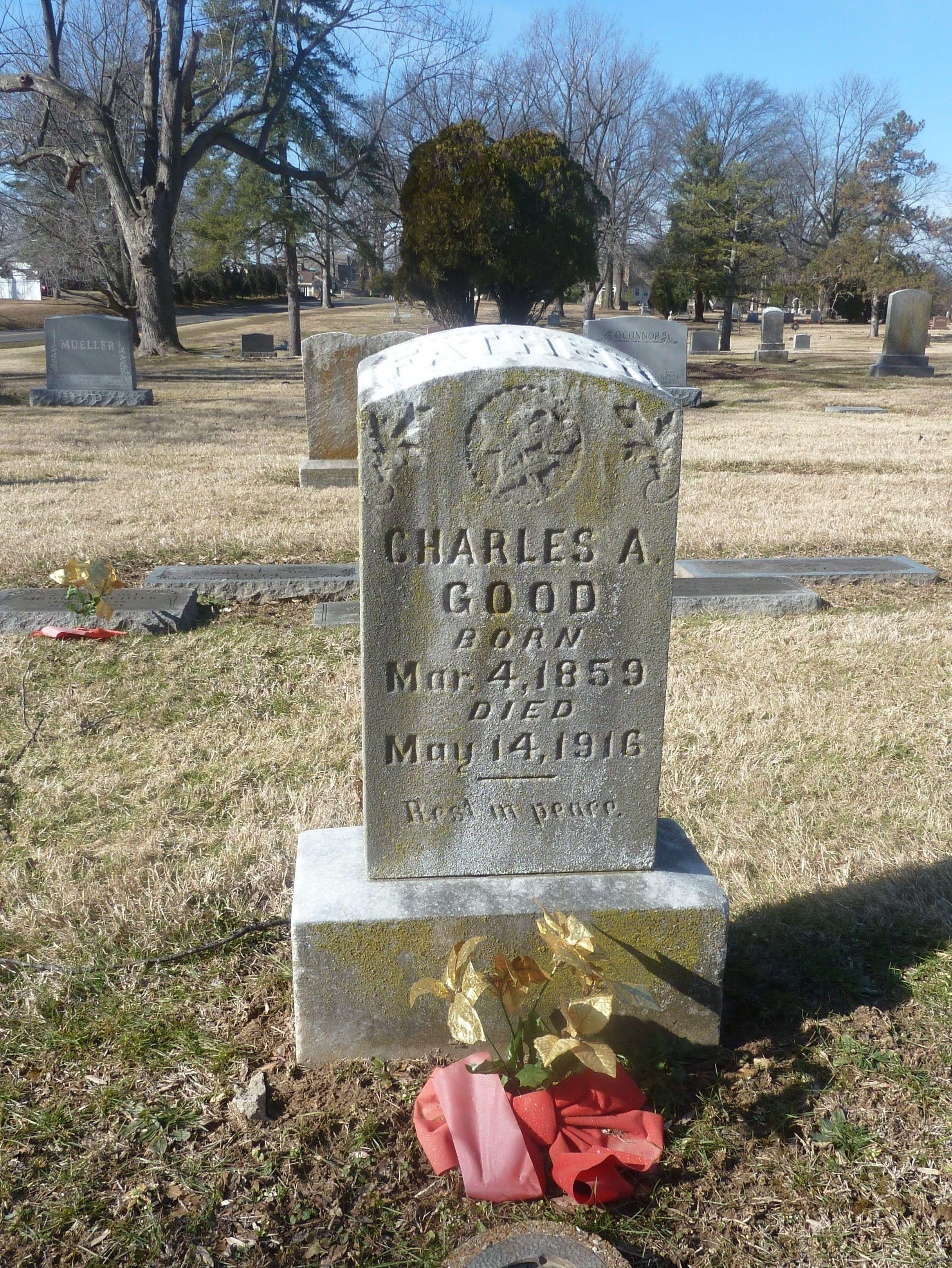 Charles A Good