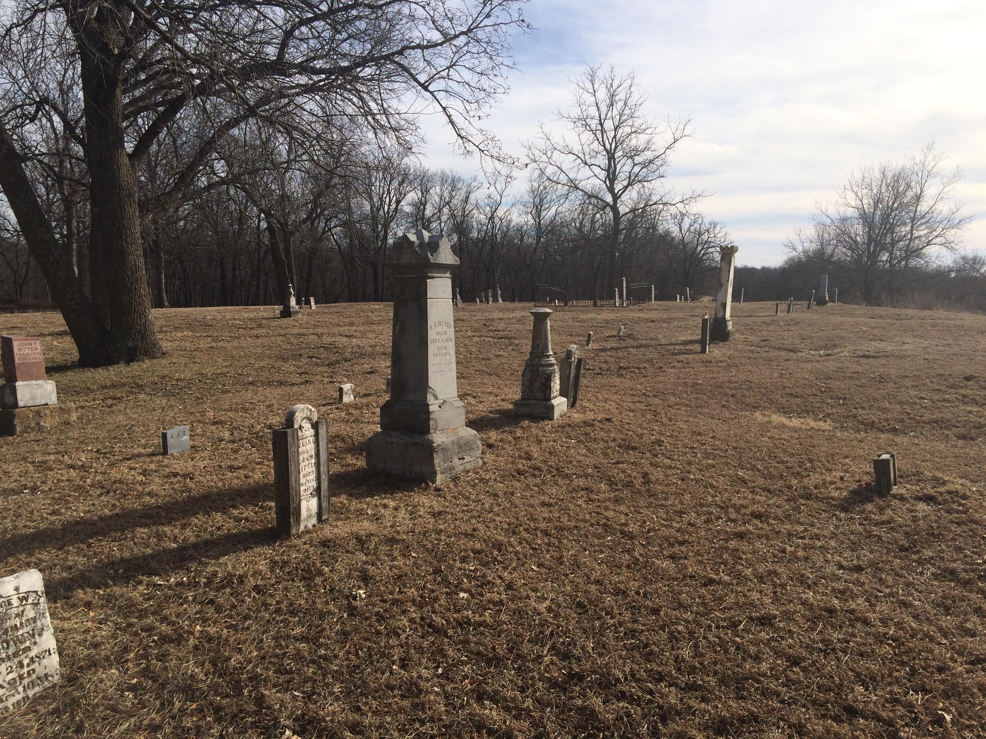 Saint Deroin Cemetery
