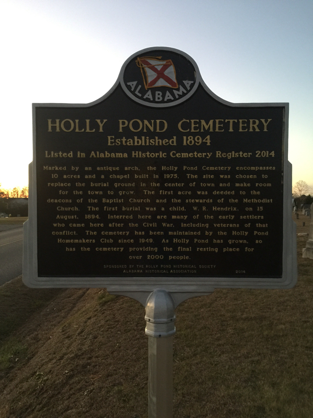 Holly Pond Cemetery
