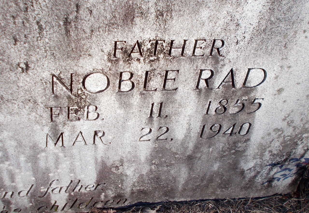 Noble Rad Lewis