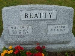 Gladys Maxine <i>Kapp</i> Beatty