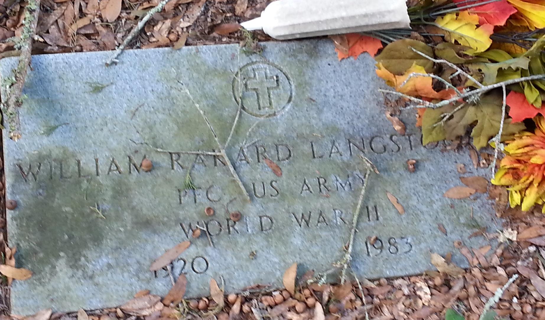 William Raker Langston