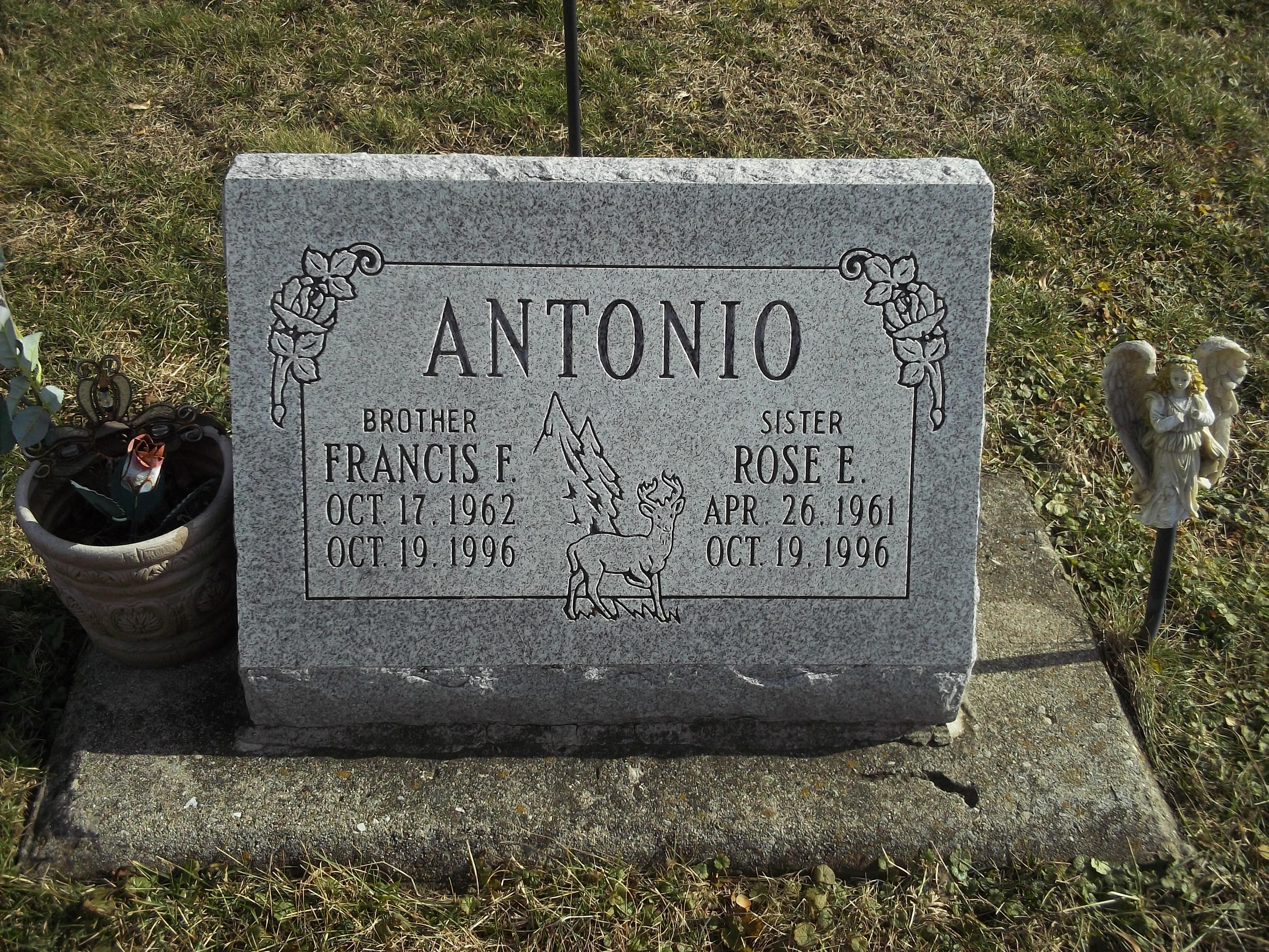 Rose E Antonio
