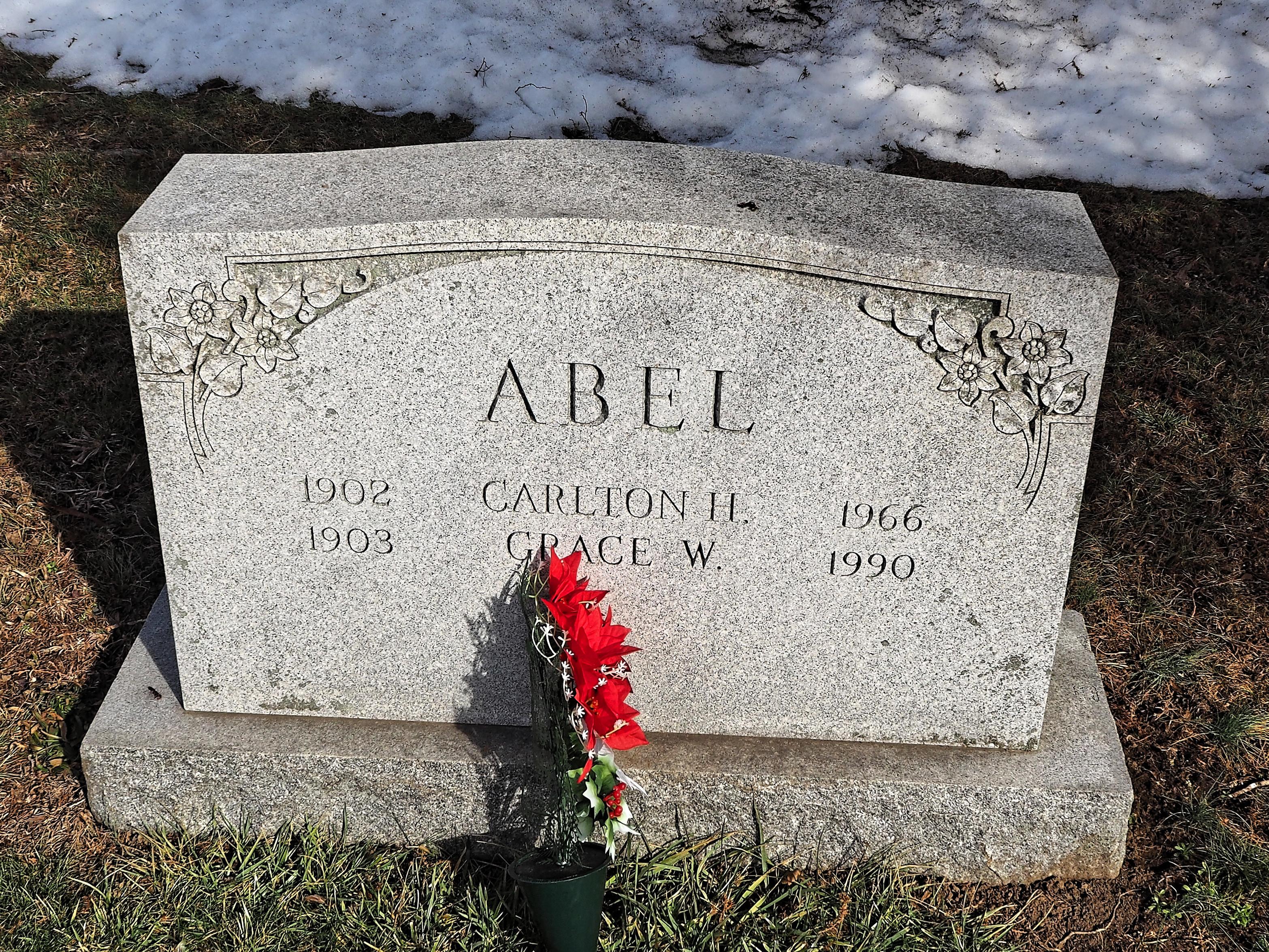 Carlton H Abel