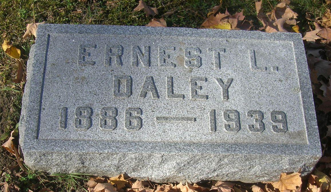 Ernest Lee Daley