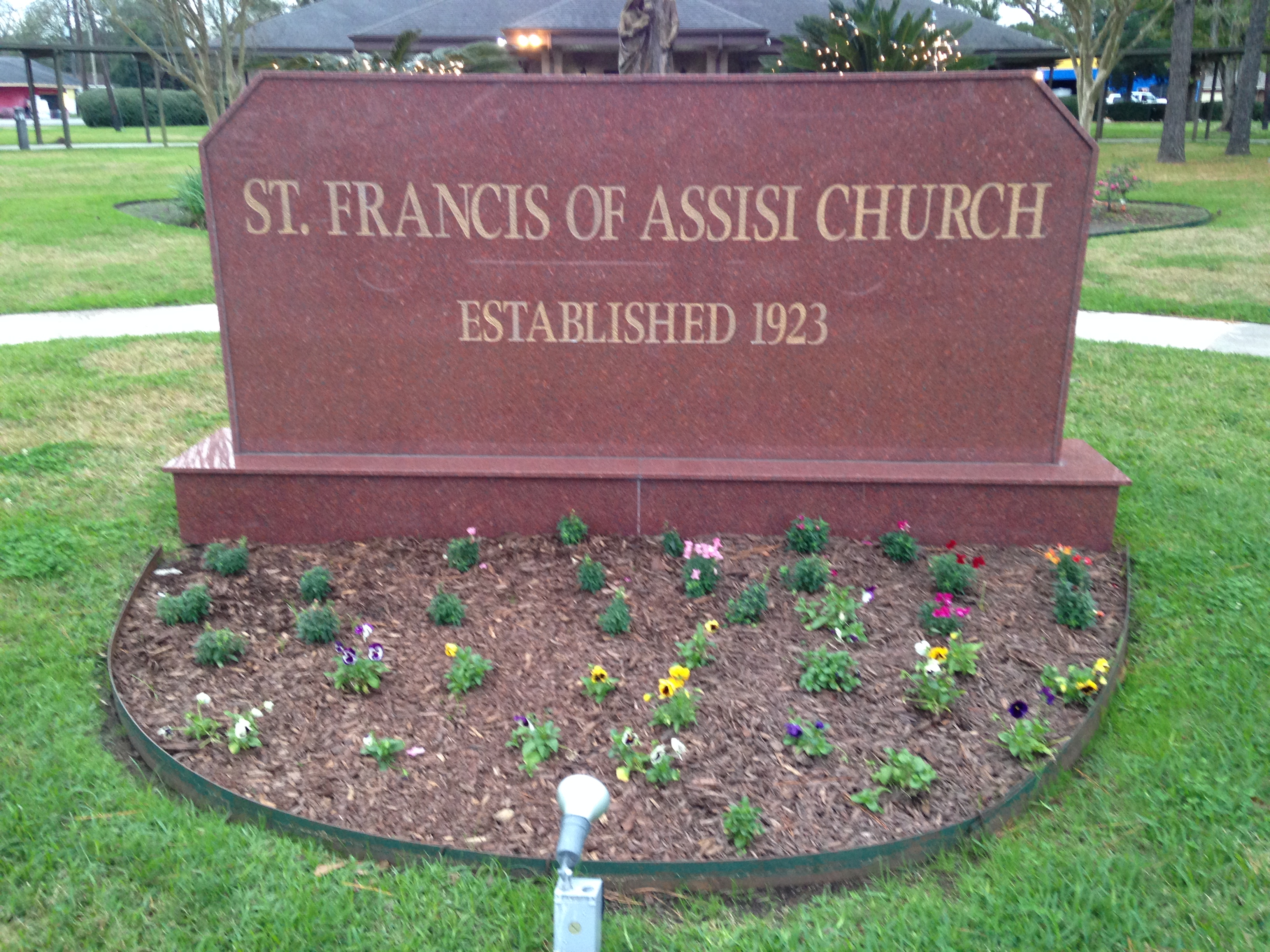 Saint Francis of Assisi Cemetery