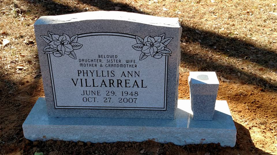 Phyllis Ann <i>Stacy</i> Villarreal