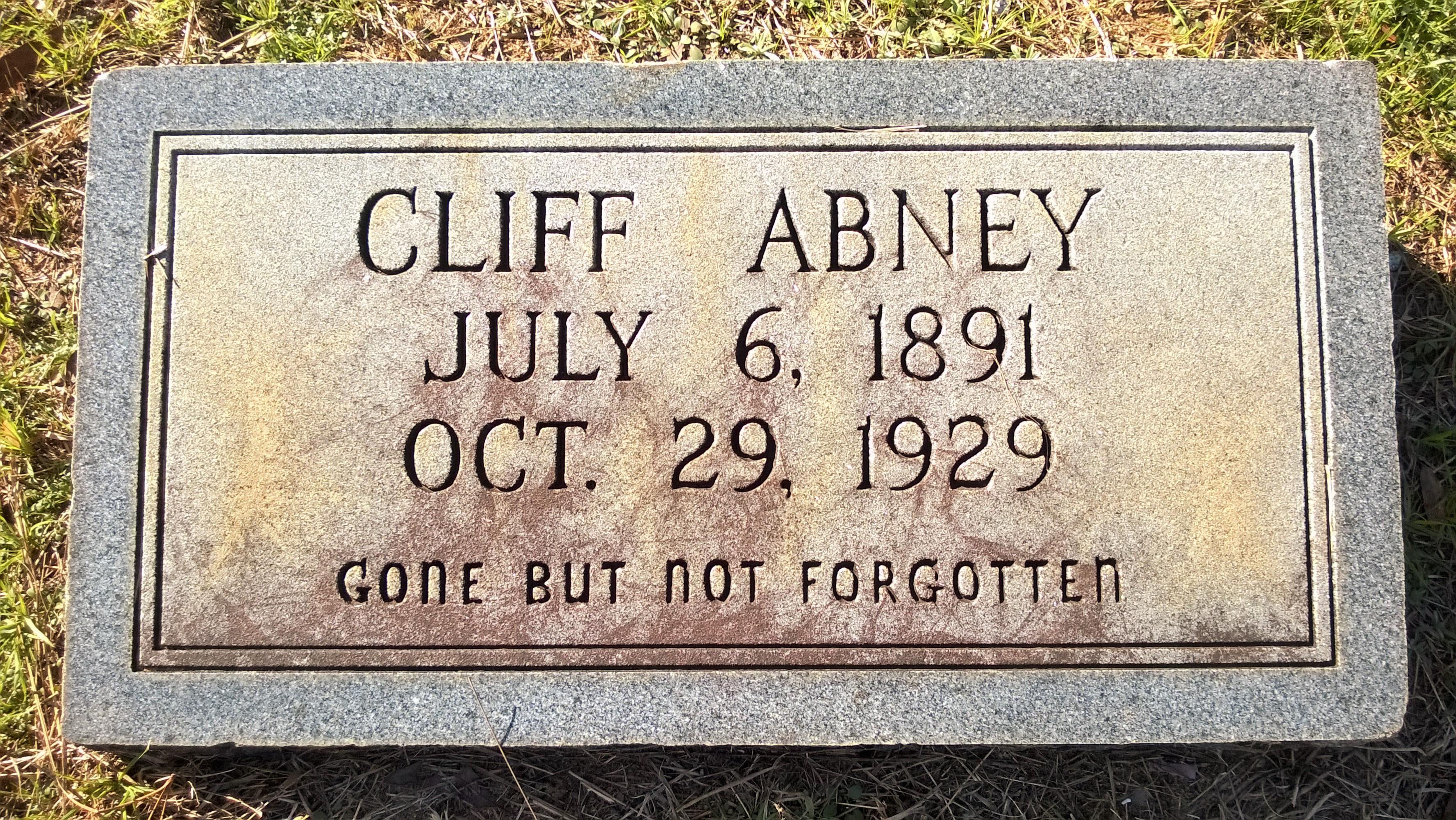 Cliff Abney