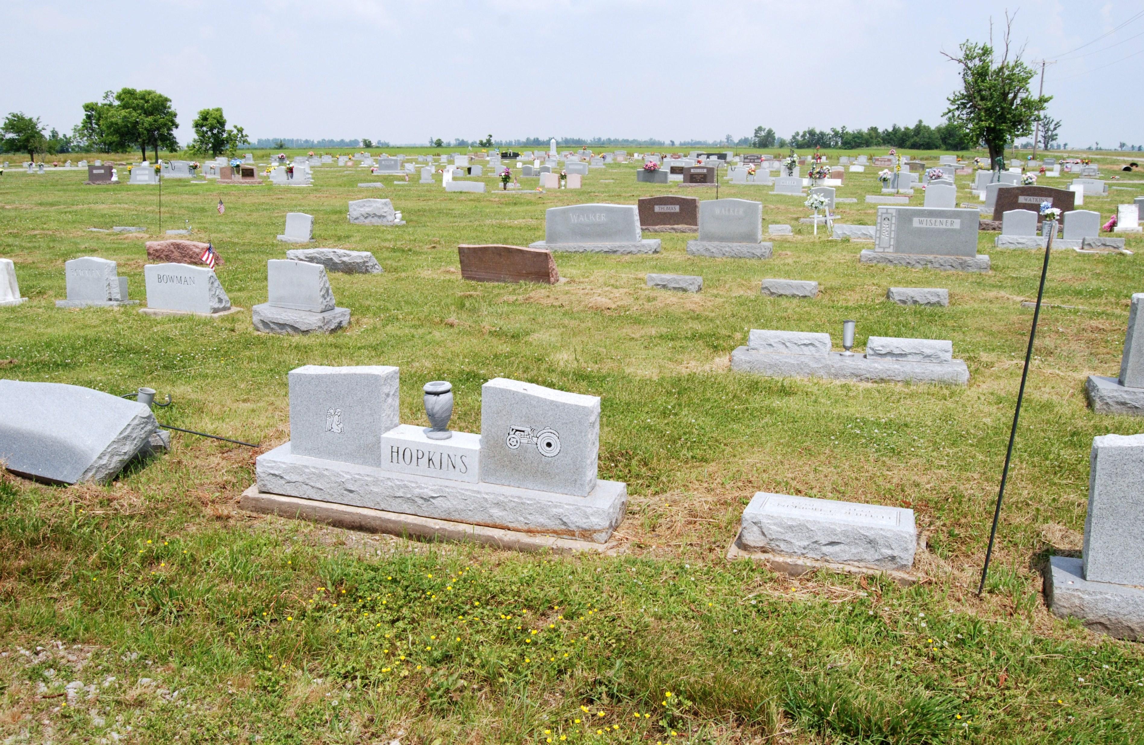 Wardell Memorial Cemetery