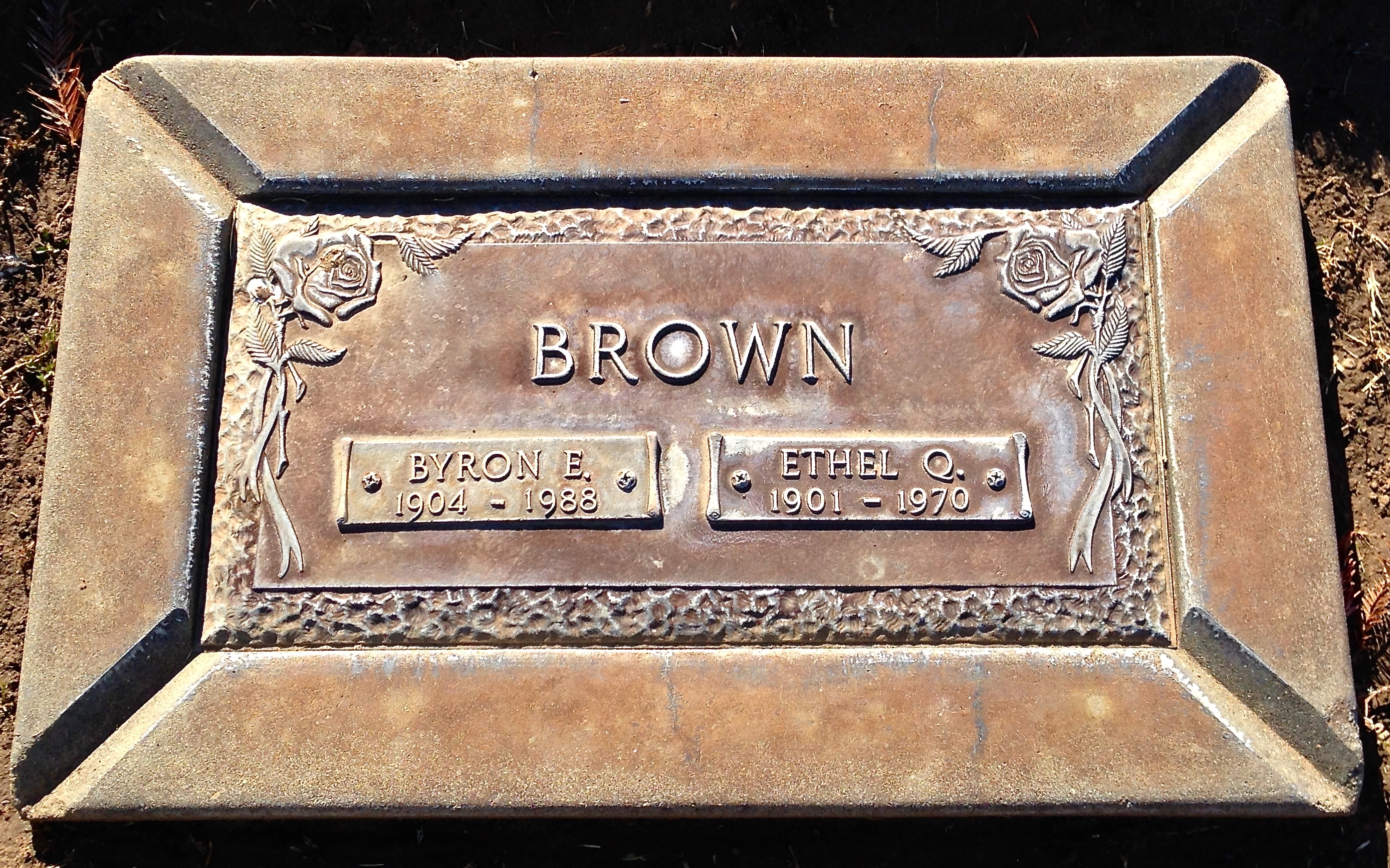 Byron E Brown