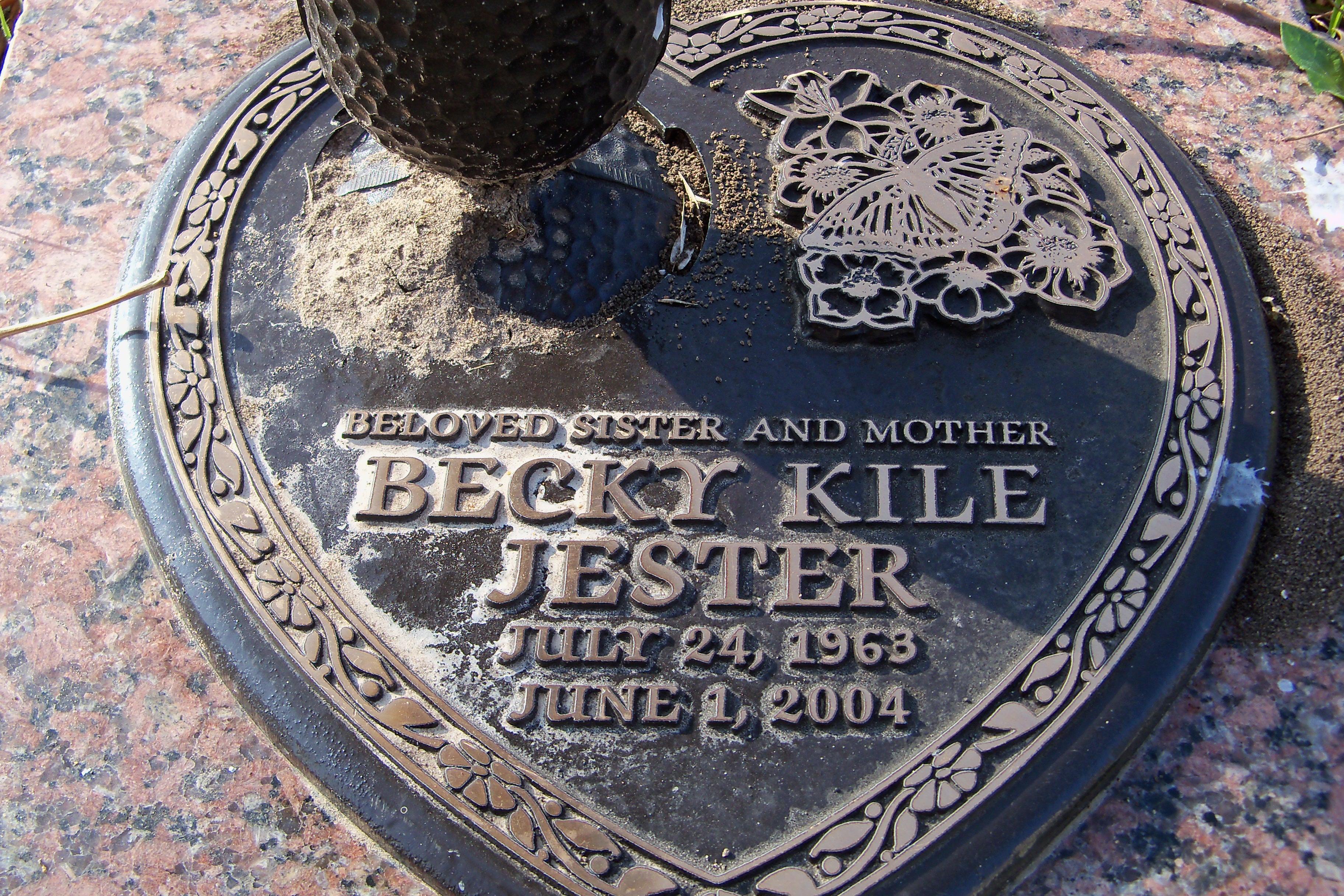 Becky Kile Jester