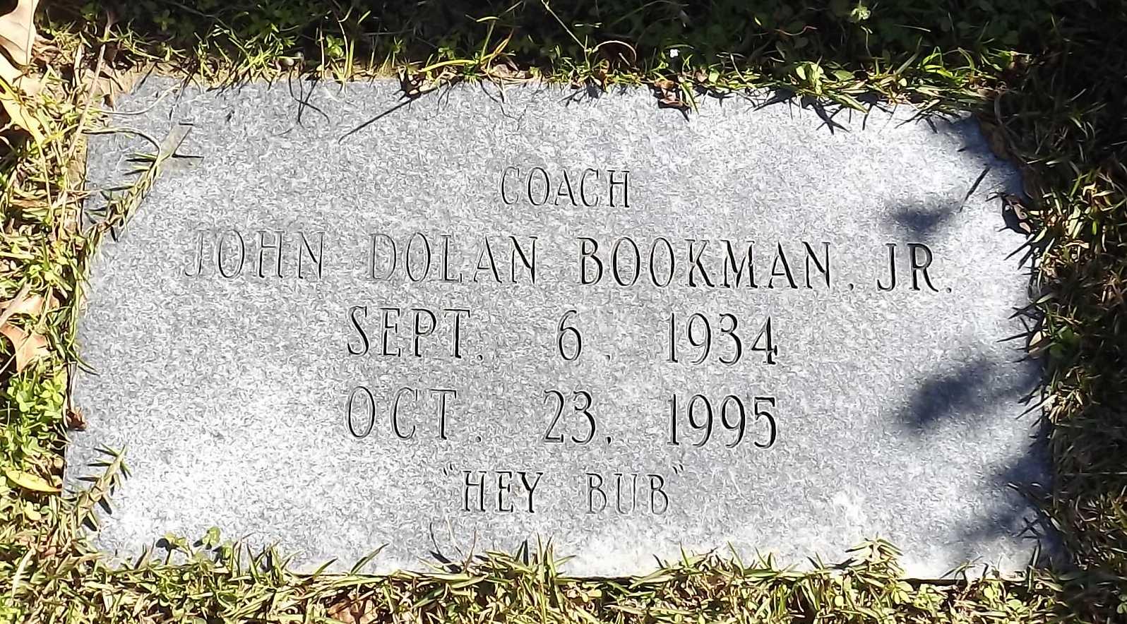 Johnny Bookman