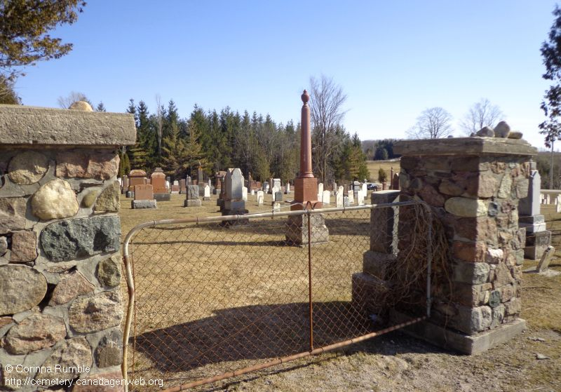 Price's Corners Cemetery