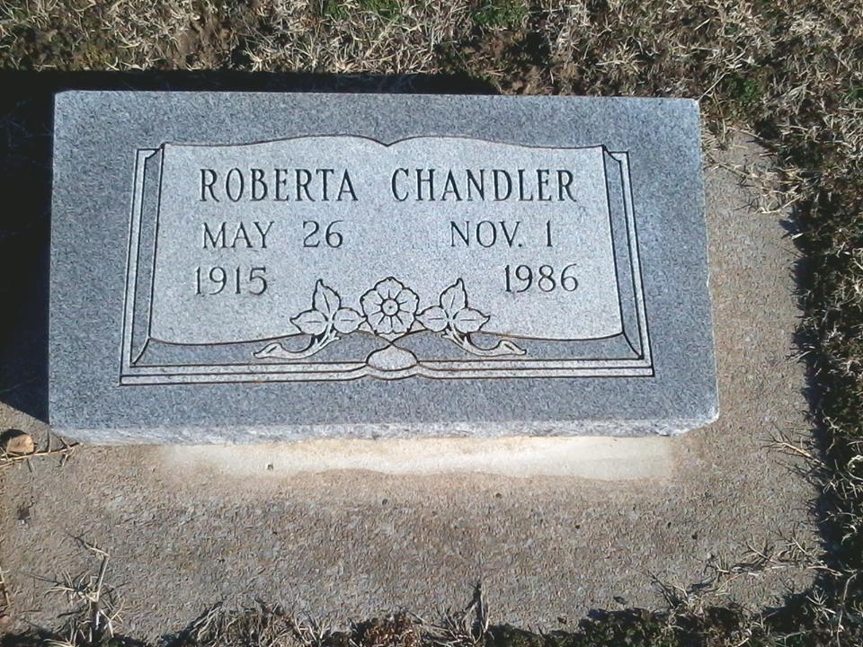 Roberta Chandler