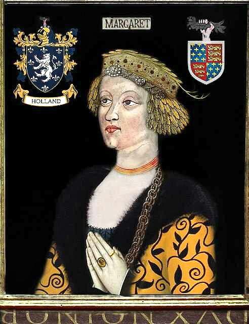 Margaret <i>de Holland</i> de Beaufort