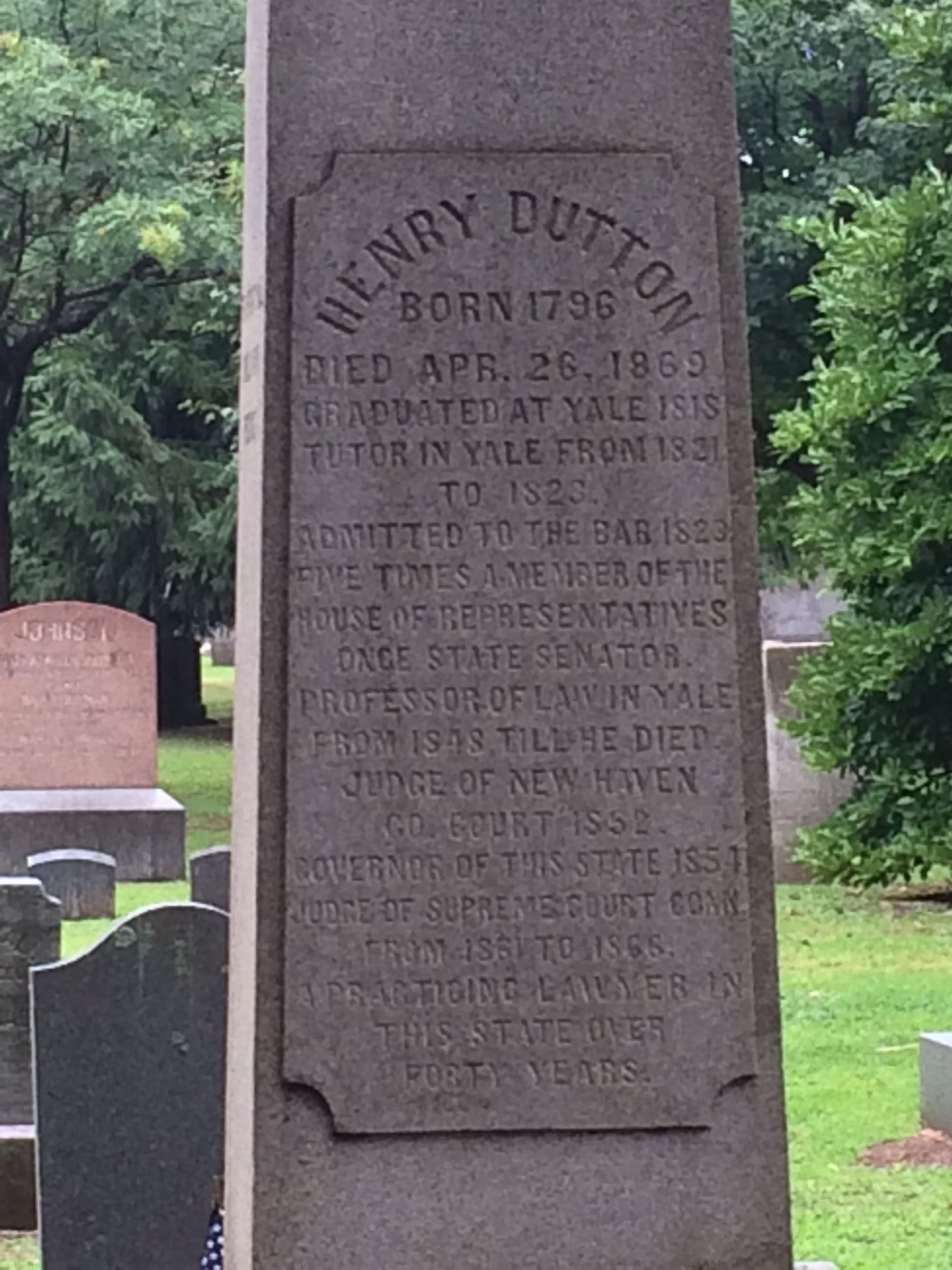 Henry Dutton