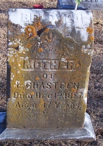Chasteen