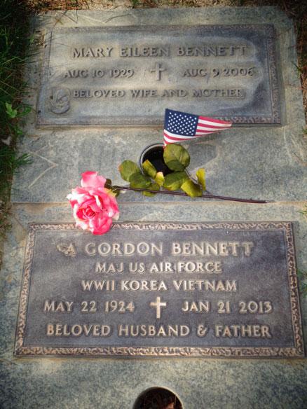 Alexander Gordon Gordon Bennett