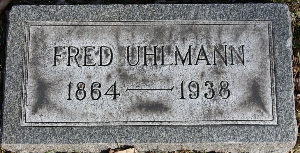 Frederic Uhlmann