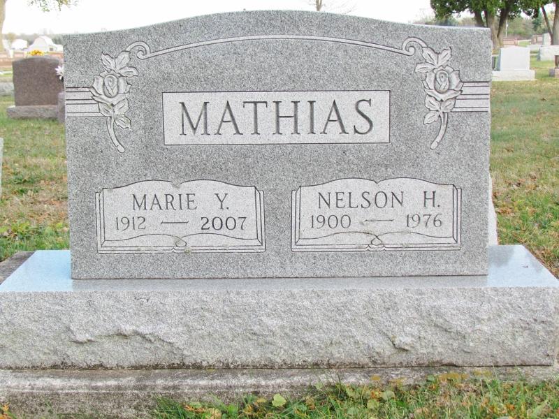 Nelson Harrison Mathias