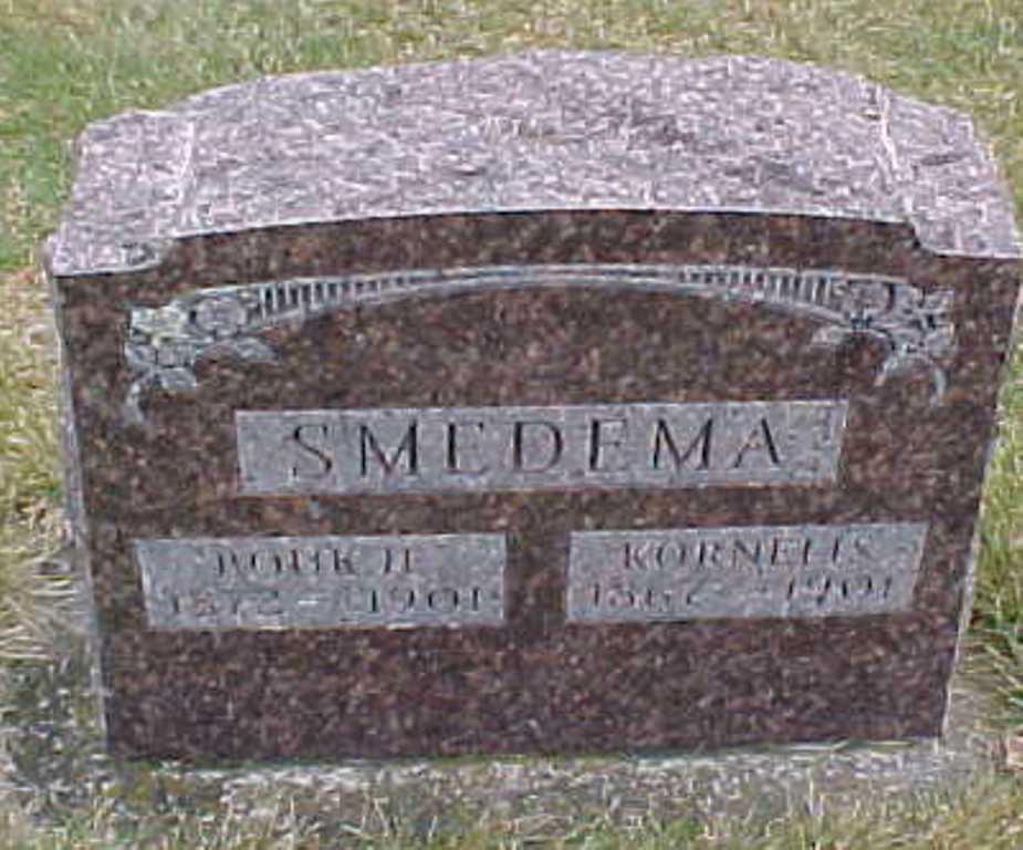Boukje Smedema