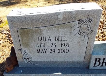 Eula Bell <i>Barnes</i> Bridger