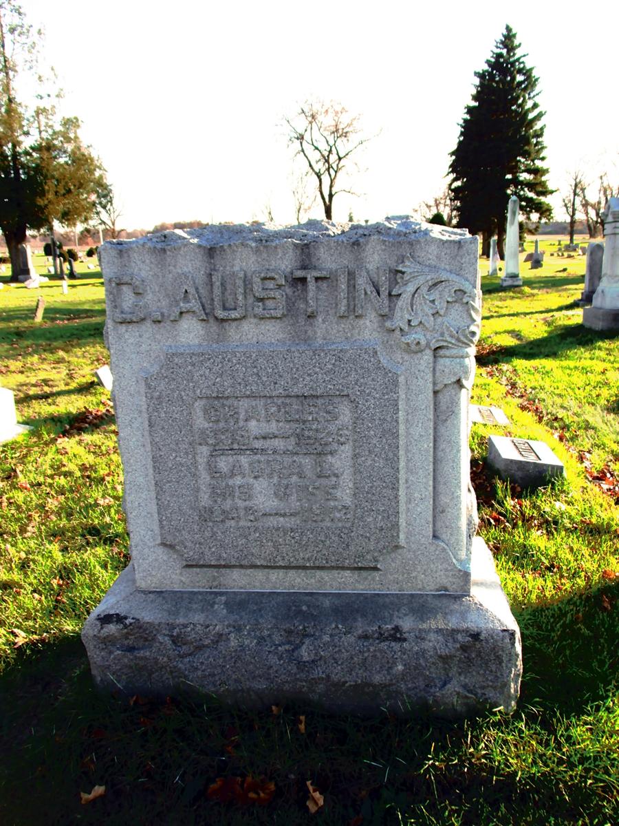 Charles Austin