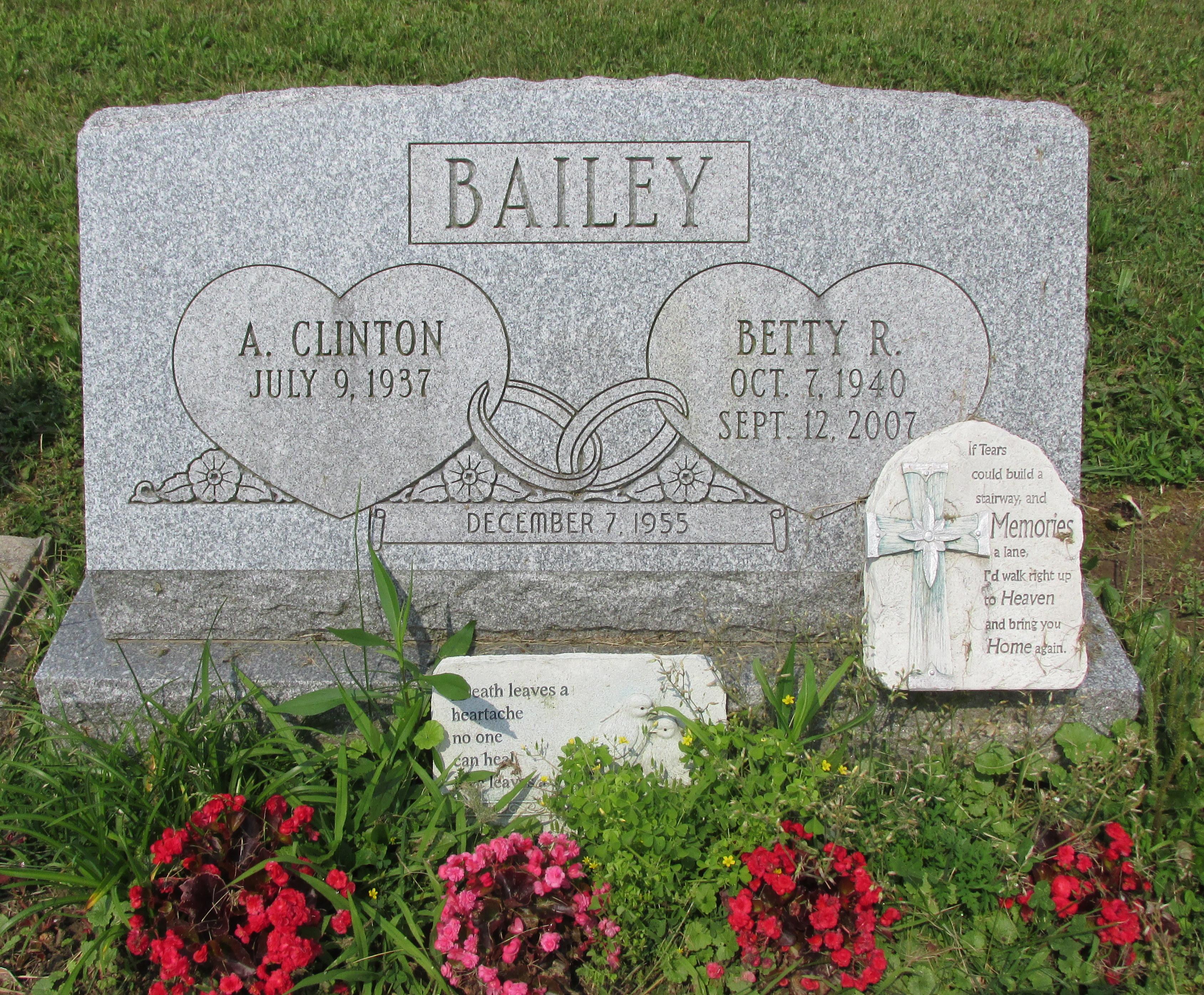 Arnold Clinton Bailey