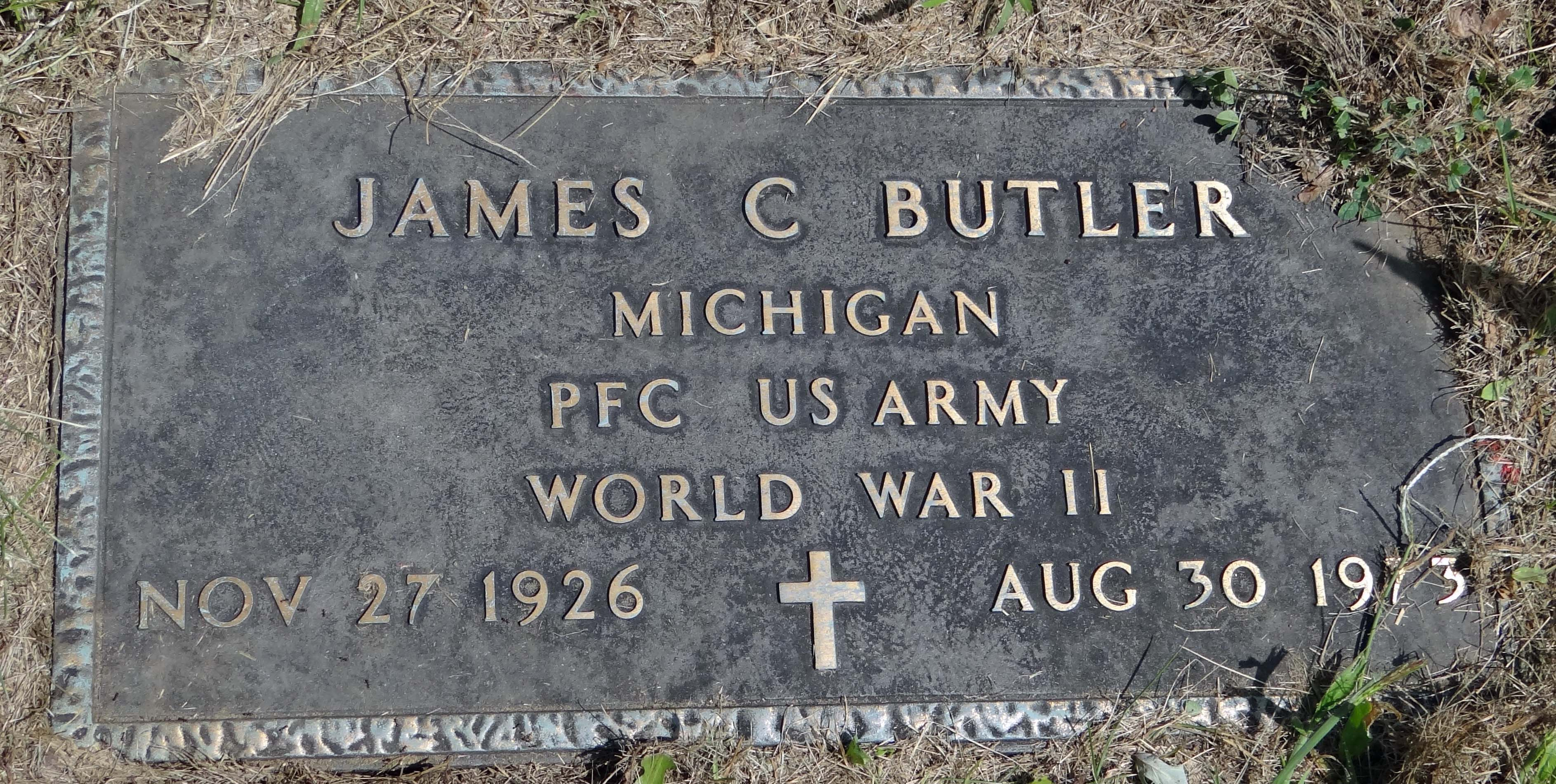 James C. Butler