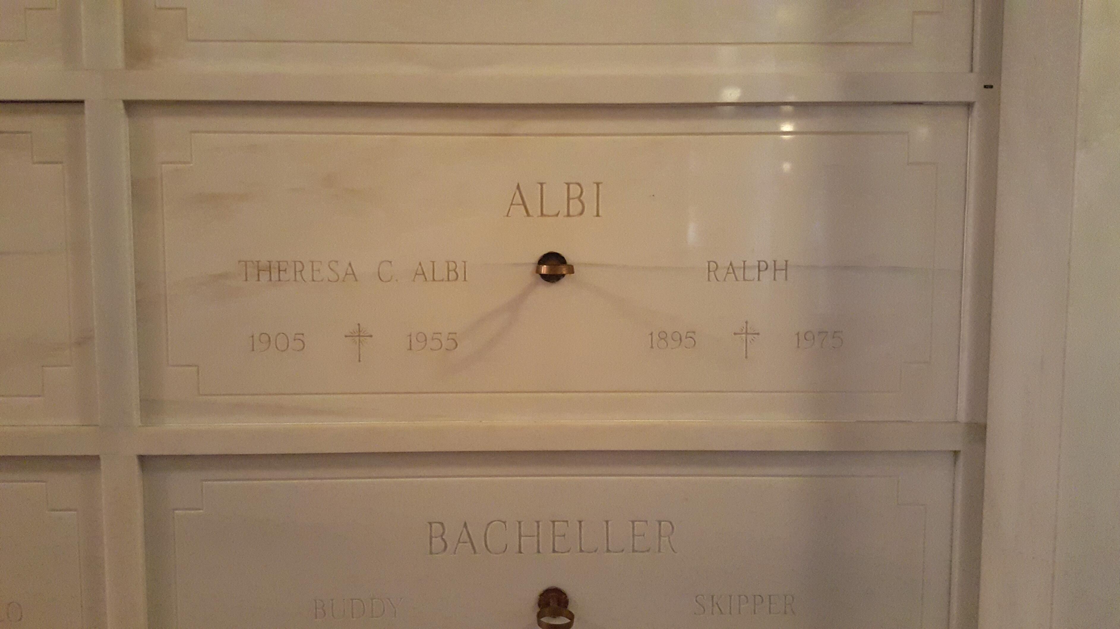 Ralph Albi