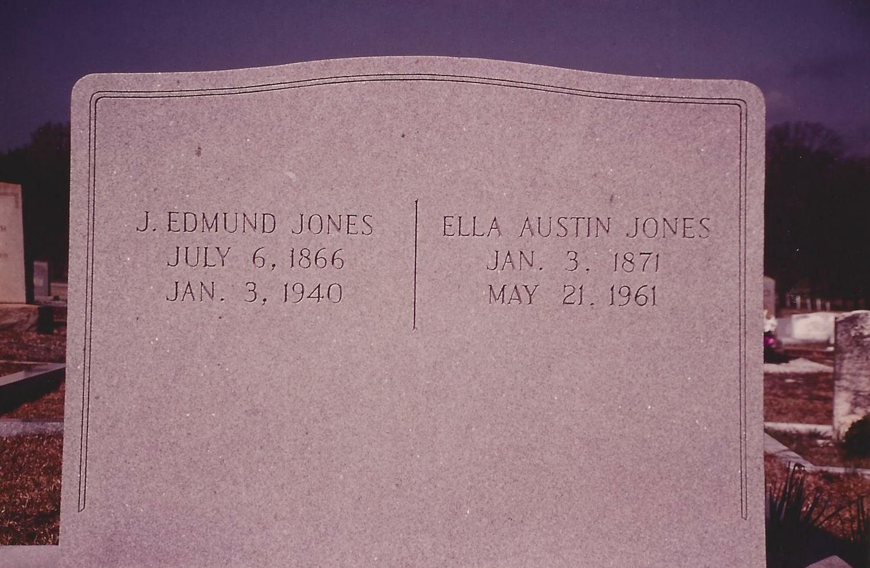 Ella <i>Austin</i> Jones
