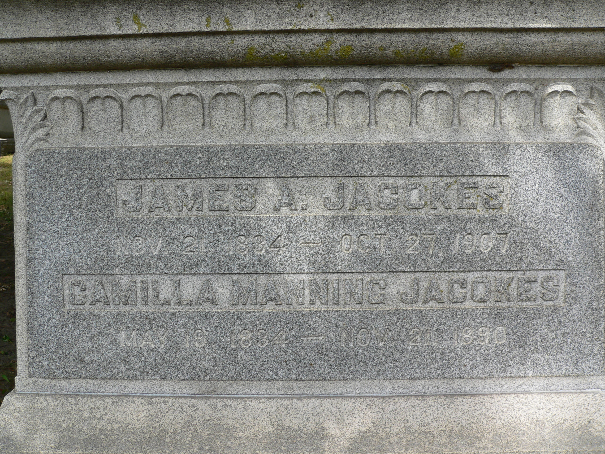 Judge James A. Jacokes